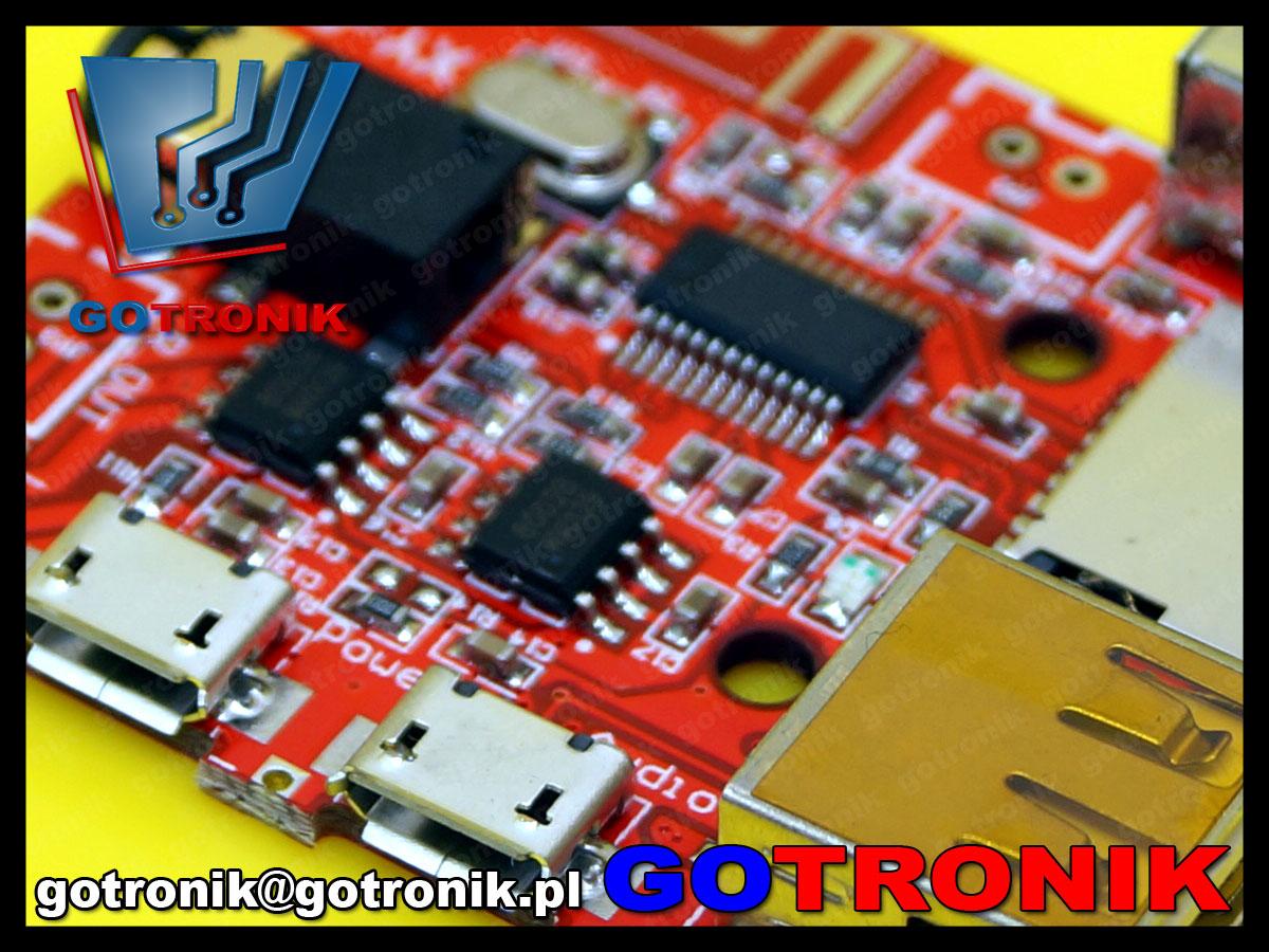 BTE-518 odtwarzacz mp3 sprzętowy SDcard, bluetooth, fat16, fat32, ir, pilot