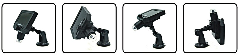 mikroskop cyfrowy led lcd avi jpg video microsd powiększenie 600x bte-528