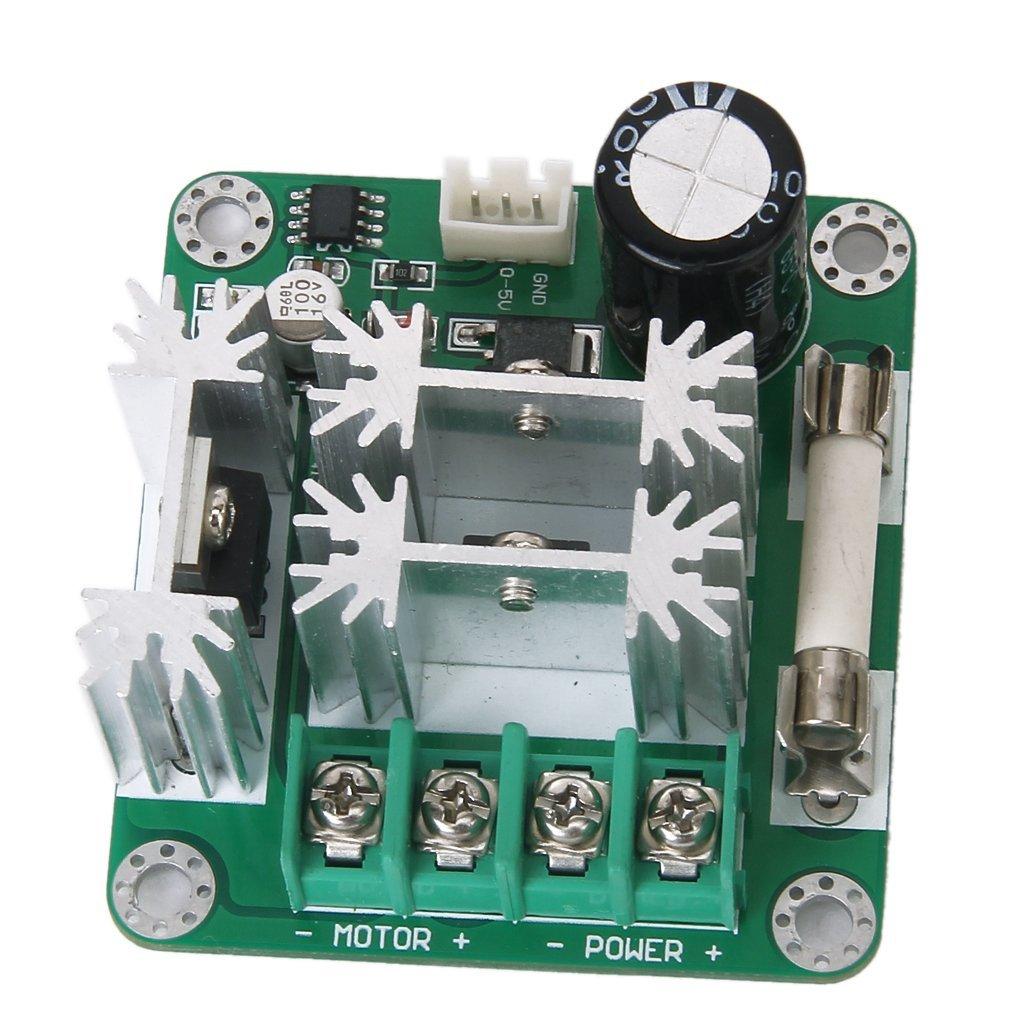 sterownik PWM regulator kontroler 6V 90V 15A moduł BTE-541 generator impulsów PWM