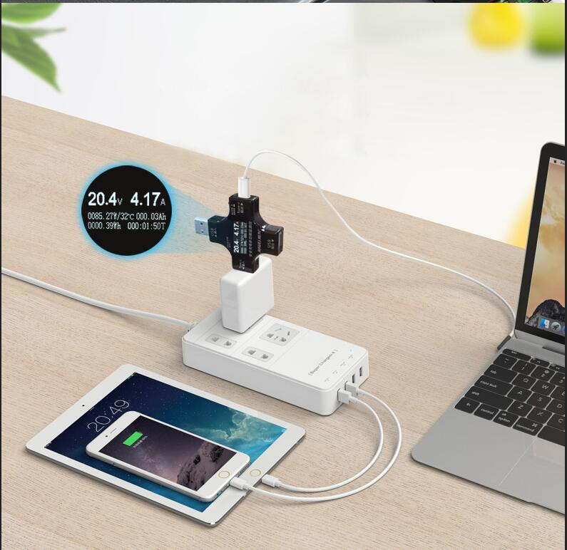 miernik portu USB J7-c otorch BTE-542 doctor charger