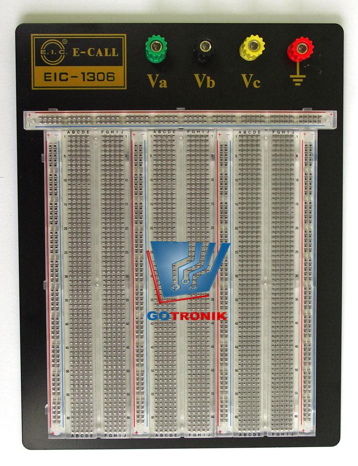 EIC-1306 płytka stykowa