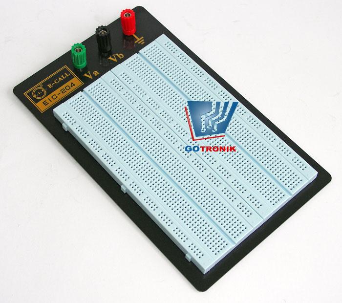 Płytka stykowa EIC-204 1660 pól montażowo stykowych