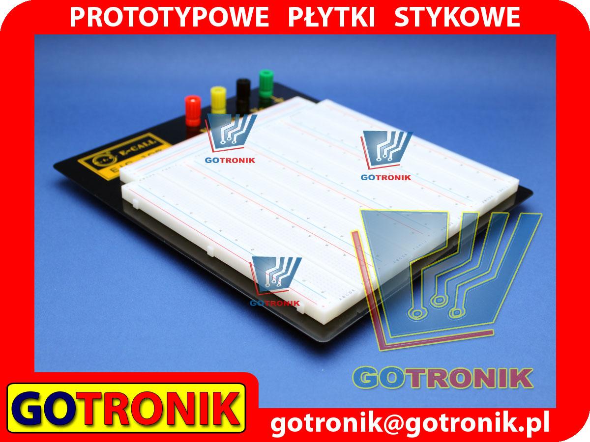 EIC-108 EIC108 prototypowa płytka stykowa uniwersalna