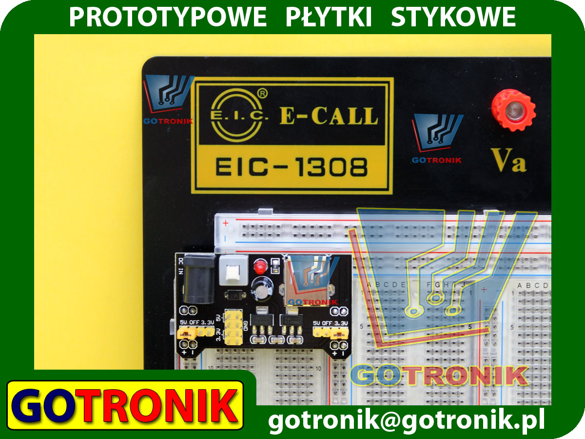 EIC-1308 EIC1308 prototypowa płytka stykowa uniwersalna