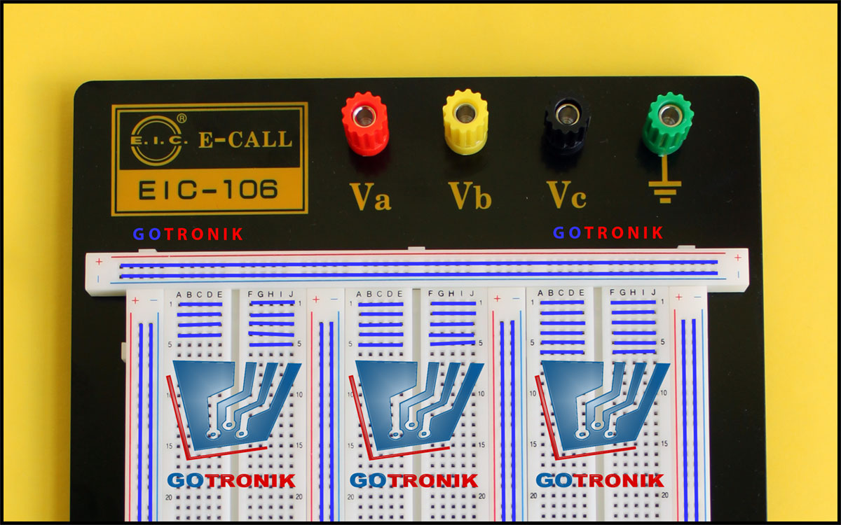 Instrukcja obsługi płytki stykowej