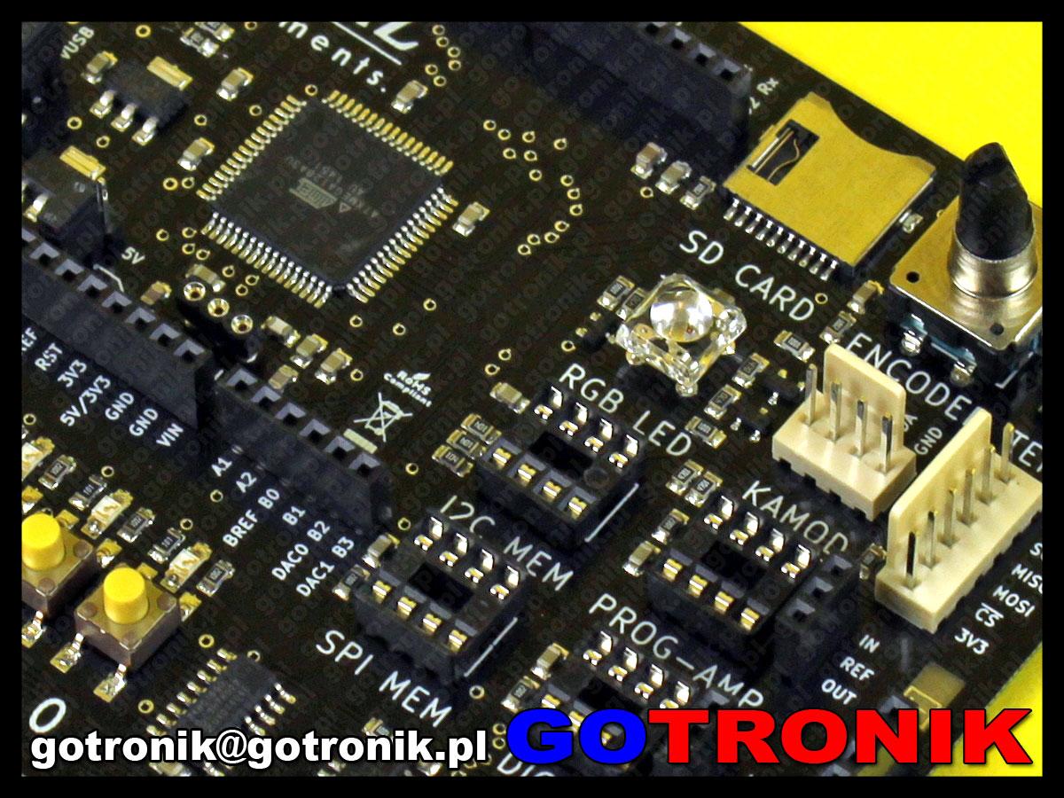 SparkFun XMega100 Breakout - SparkFun Electronics