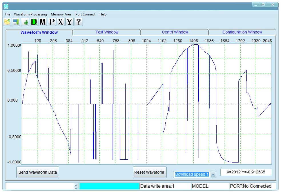 oprogramowanie PC Felltech FY3200S