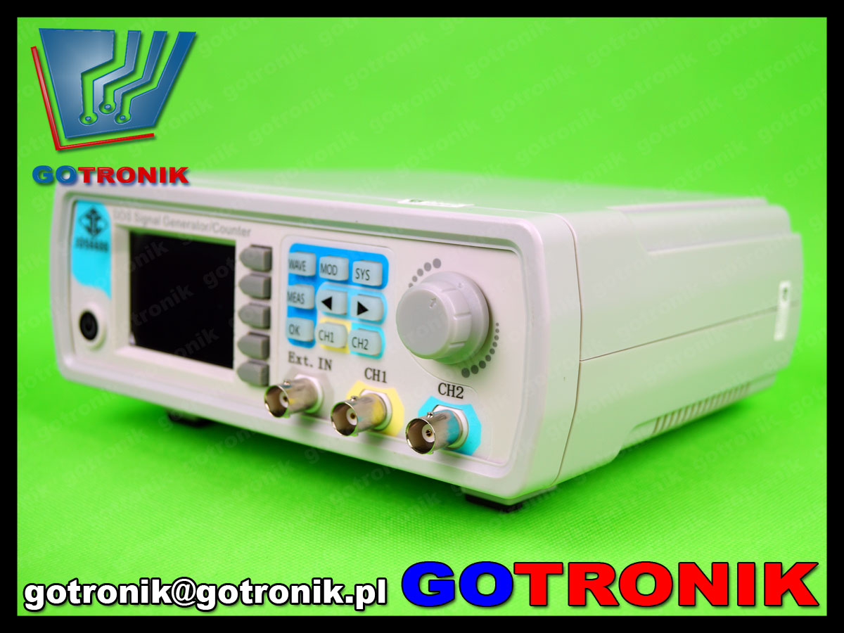 JDS6600 generator funkcyjny