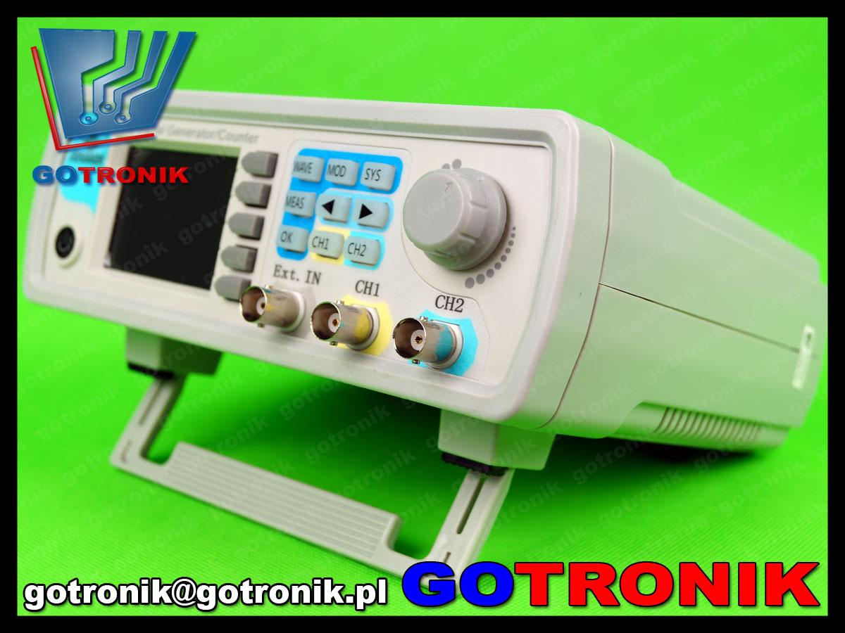 opis generator funkcyjny dds JDS6600