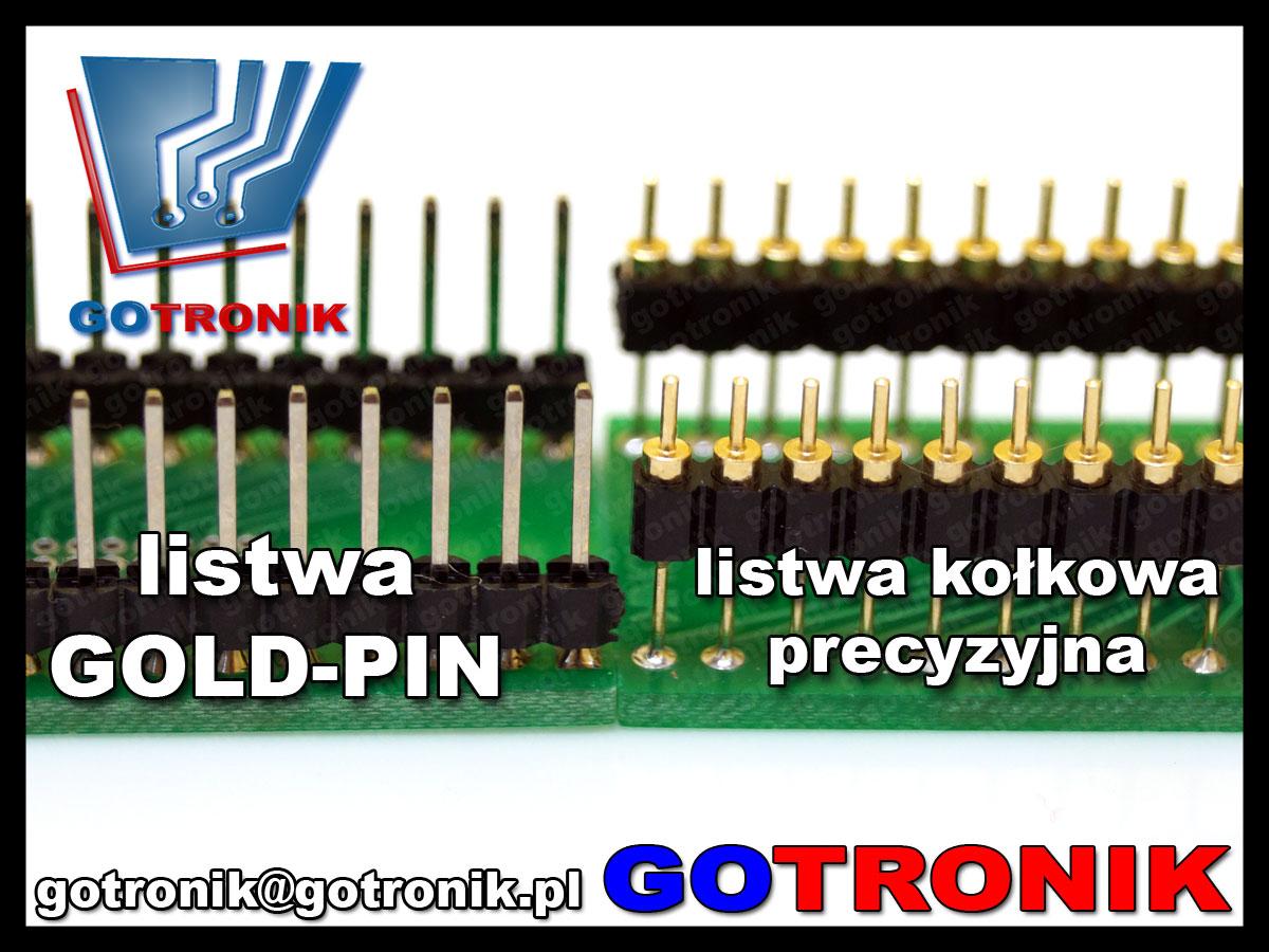 A-075 adapter przejściówka SOP44 na DIP40 SOP SO SOJ SOIC DIP 40pin 1,27mm 1.27mm 50mils A075