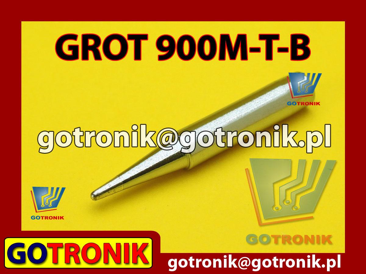 Grot 900M-T-B ostry 1,2mm Zhaoxin 936a 936d 852D 898d 868 d Aoyue PT WEP Yihua