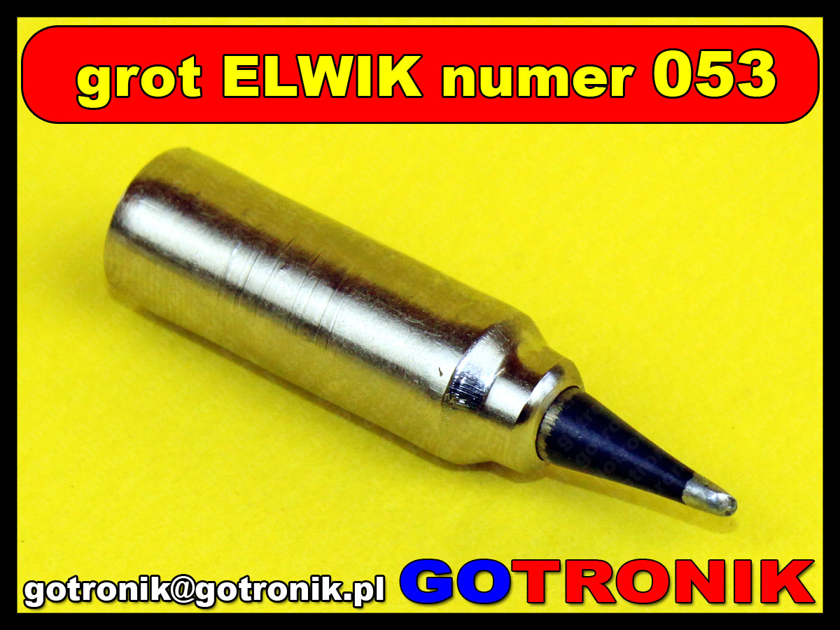 groty do stacji lutowniczych ELWIK RT24 RT-24 RTC24 RTC-24