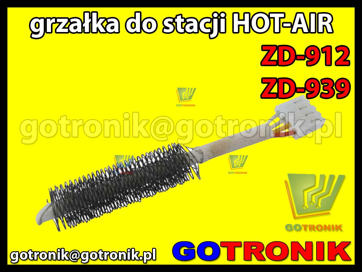 Grzałka spirala do HOT-AIR ZD-912 ZD-939