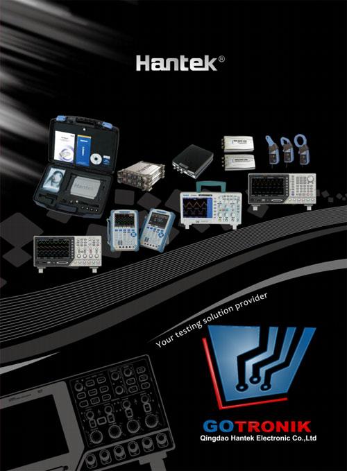 Hantek - katalog produktów - GOTRONIK dystrybucja