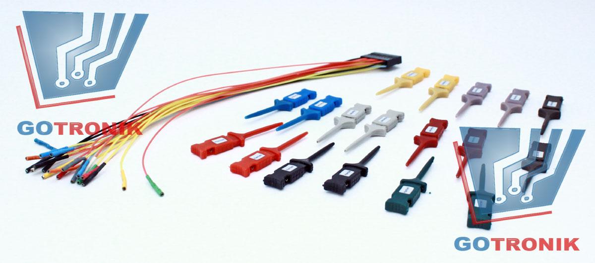 Oscyloskop cyfrowy USB DSO3062 produkcji Hantek