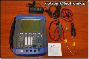 HT842 hantek kalibrator wielofunkcyjny