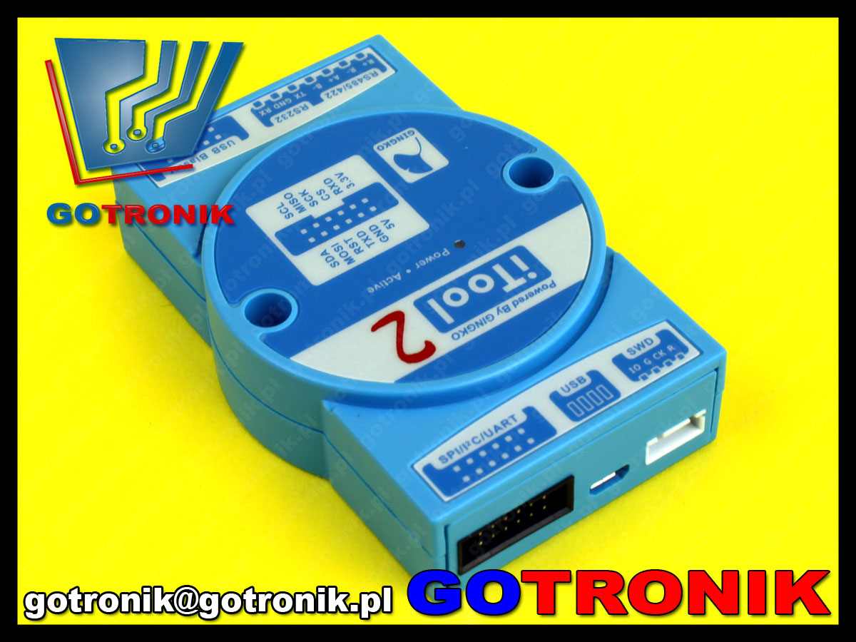 itool2 konwerter - adapter z szeregowego interfejsu USB 2.0 na emulator USB blaster FPGA USB to RS-232 /485 /UART/ SPI TTL