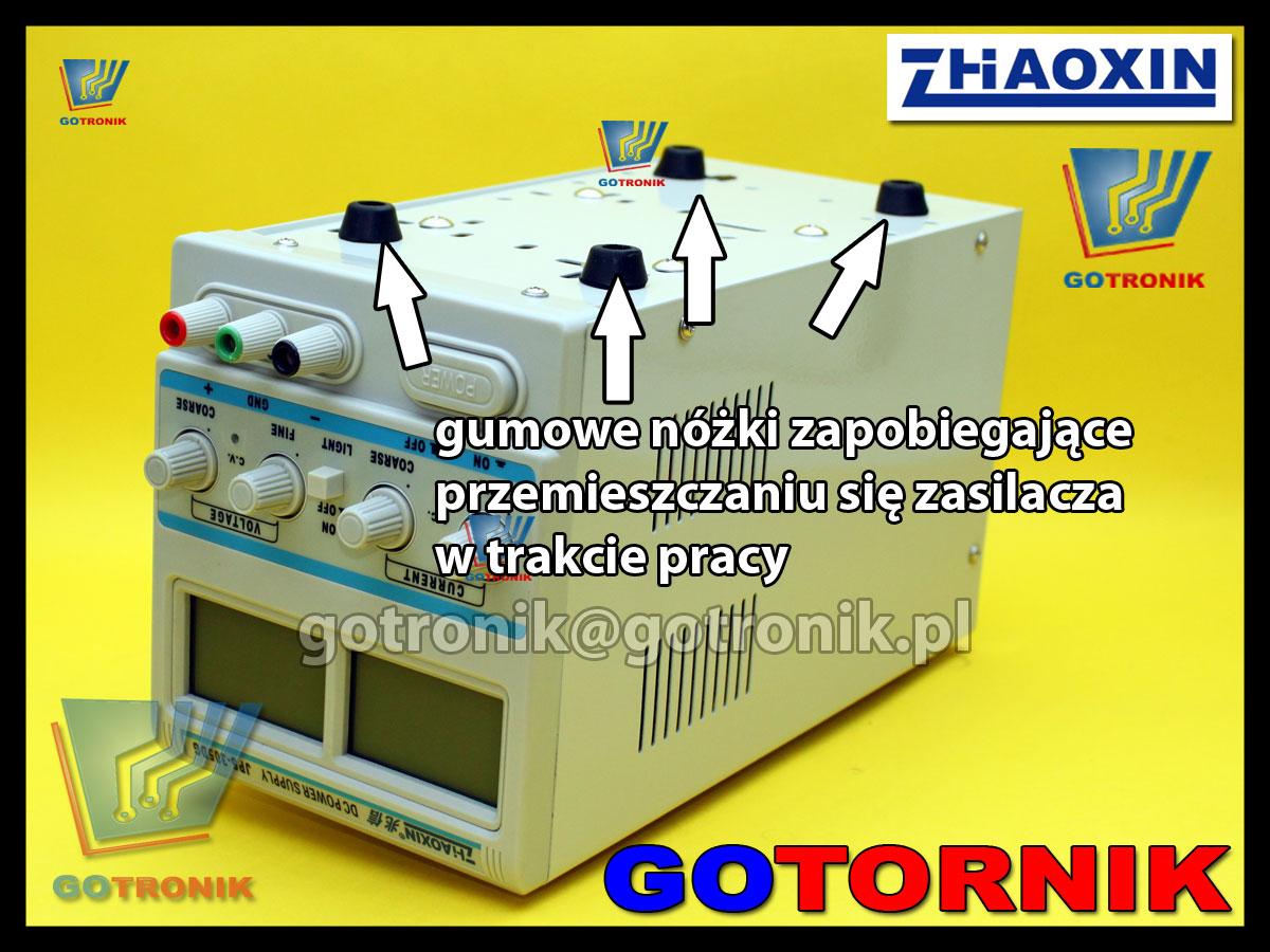 Opis zasilacza JPS305DG Zhaoxin