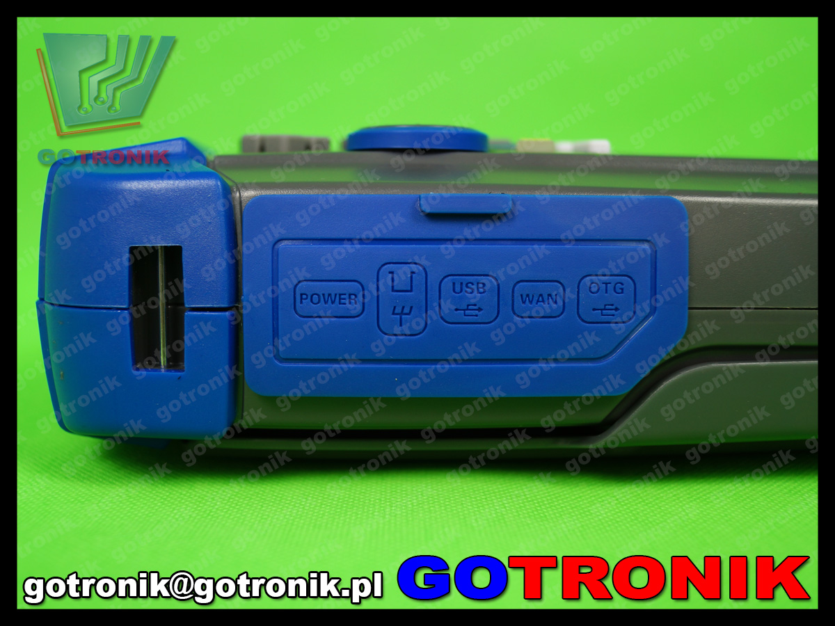 HT842 hantek kalibrator wielofunkcyjny, zadajnik napięcia prądu pętli prądowej rezystancji, kalibrator termopar