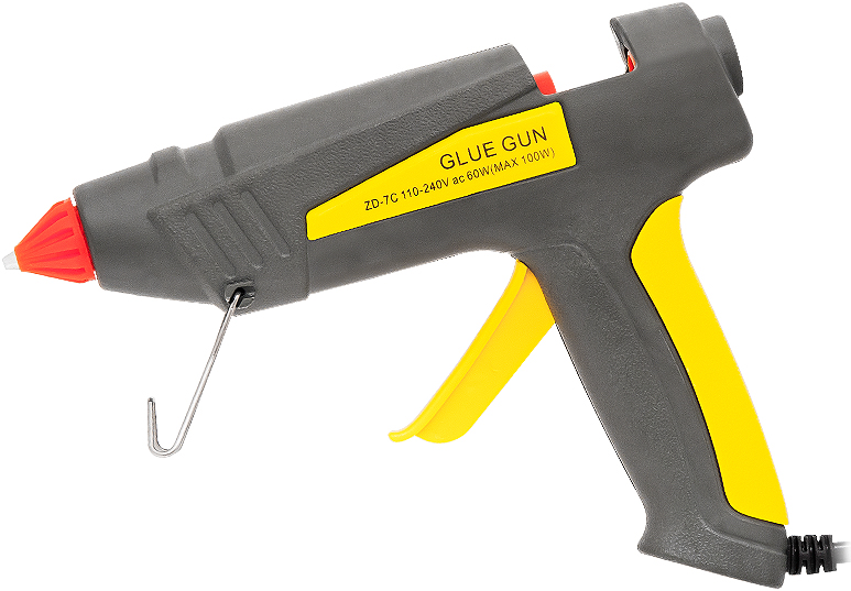 Klejarka pistolet do klejenia 60W ZD-7C