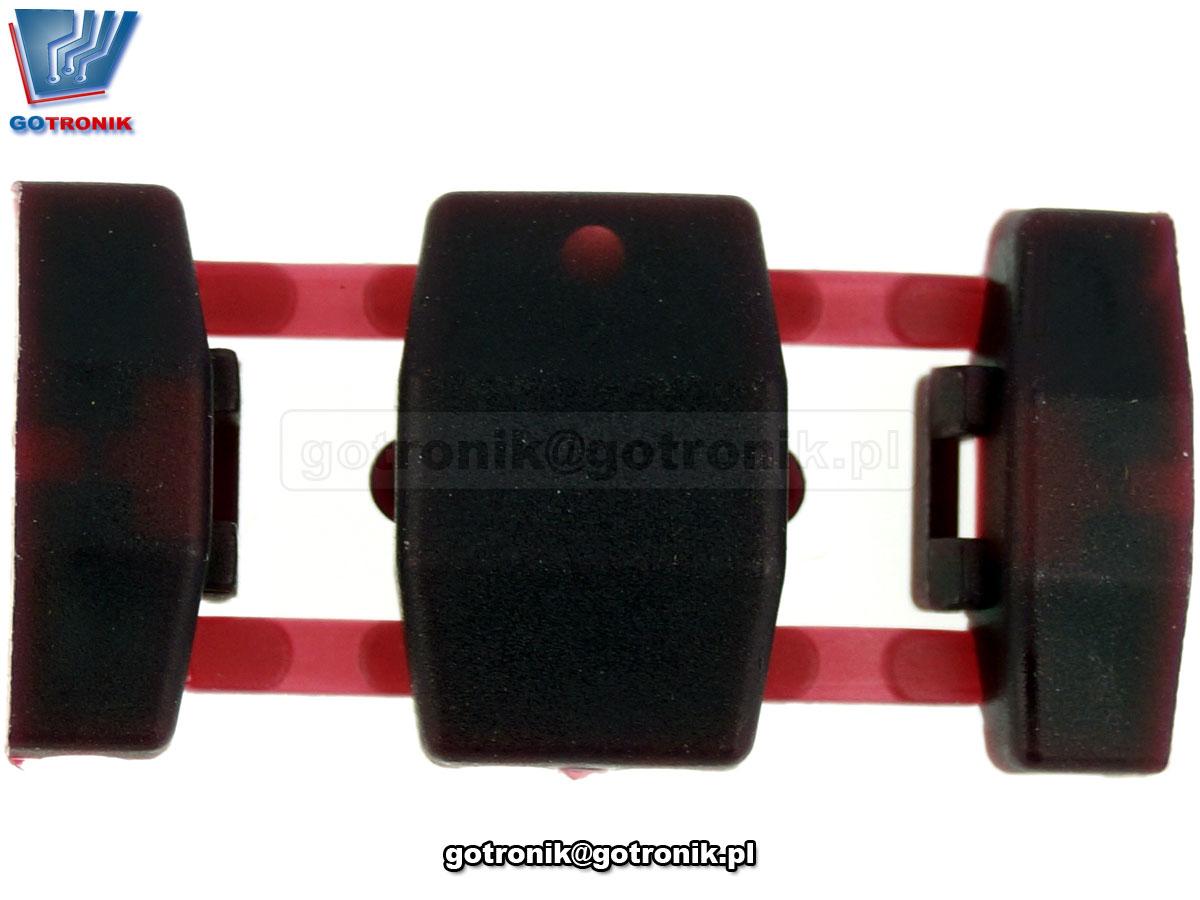 Konektor szybkozłączka duża 0.5-0,75mm2 x100szt. 43-407# Z229-100