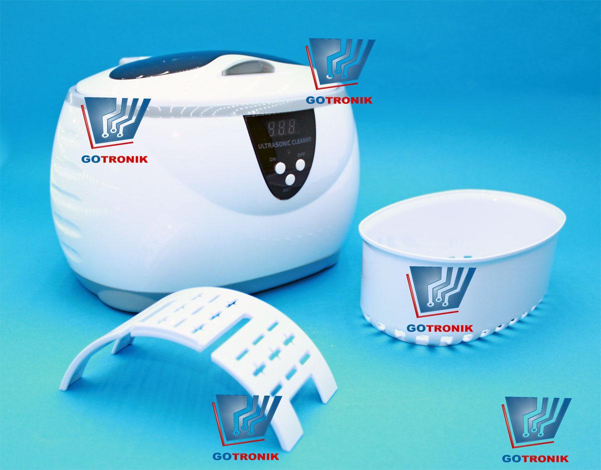 Myjka wanienka ultradźwiękowa 600ml
