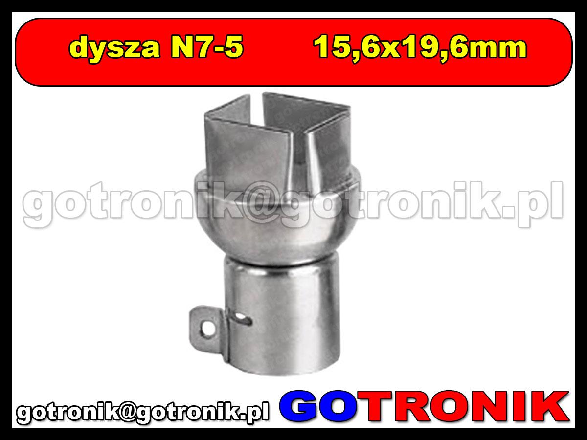 Dysza N7-5 15x21mm do stacji HOT-AIR ZD-912 ZD-939 79-3905