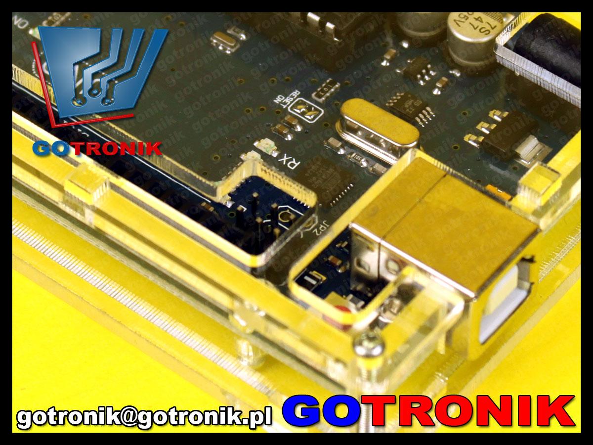 obudowa Arduino uno r3 plexi akrylowa transparentna