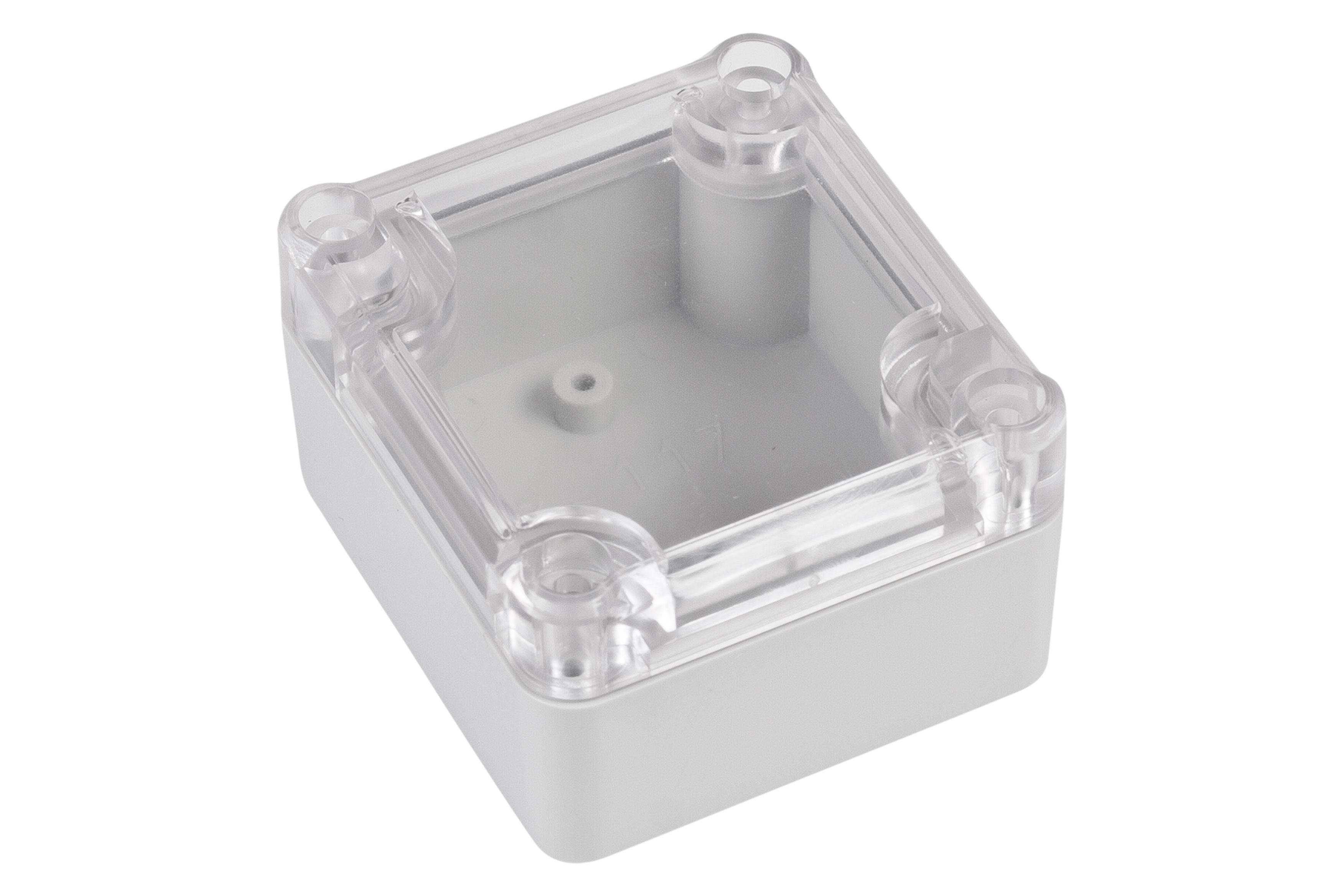 Z1AW obudowa plastikowa z panelem bocznym