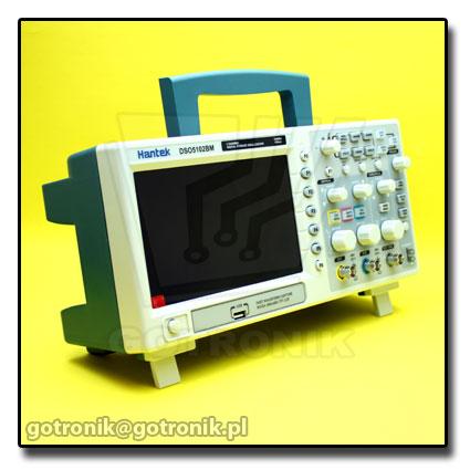 DSO5000BM Hantek oscyloskopy cyfrowe