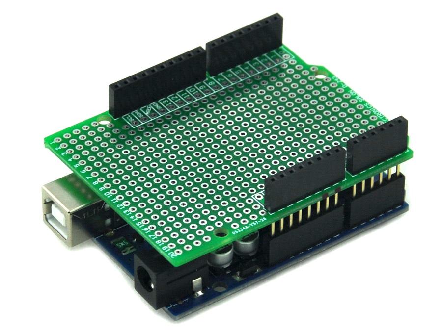 Płytka uniwersalna do Arduino Uno R3 Leonardo PA01