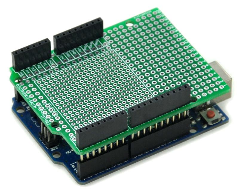 Płytka uniwersalna do Arduino Uno R3 Leonardo PA03