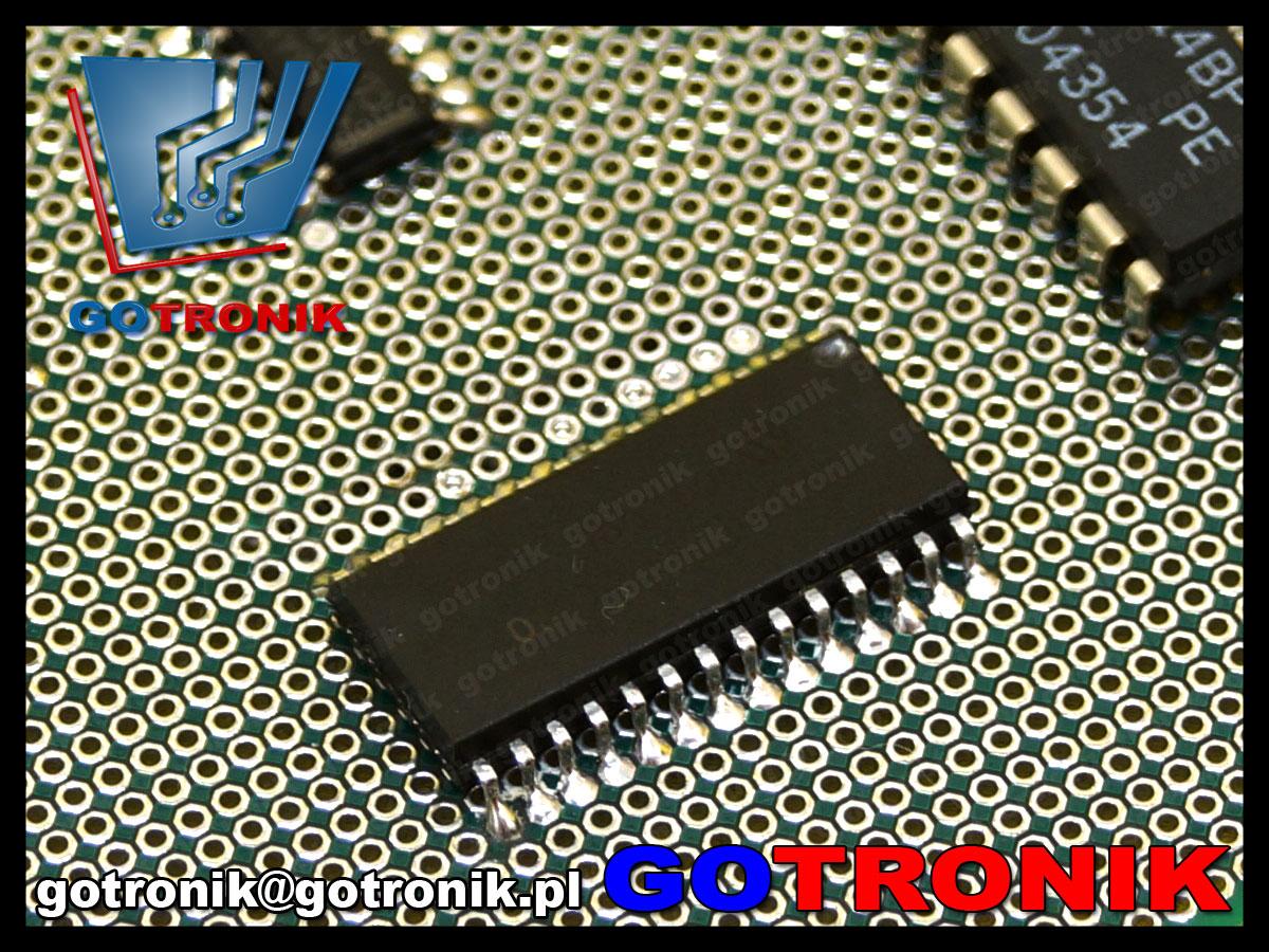PCB-091 uniwersalna płytka drukowana wiercona SMD PCB 1,27mm 1.27mm 50mils PCB091