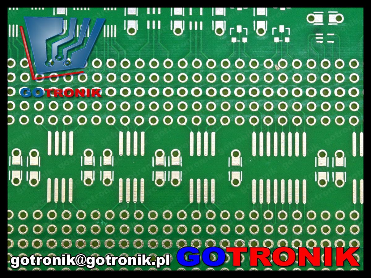 uniwersalna płytka drukowana PCB 7x11cm PCB-092