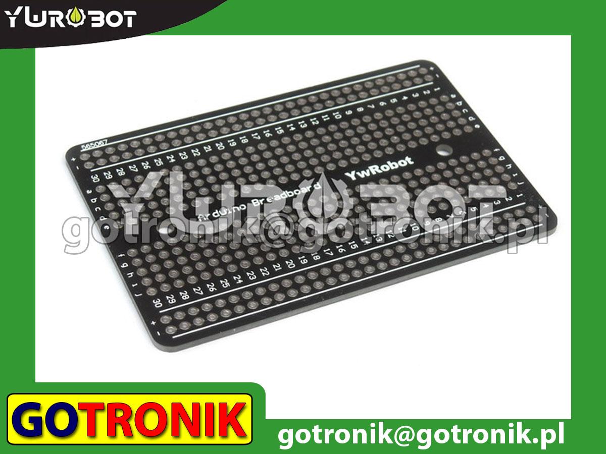 Uniwersalna płytka drukowana PCB do płytek stykowych