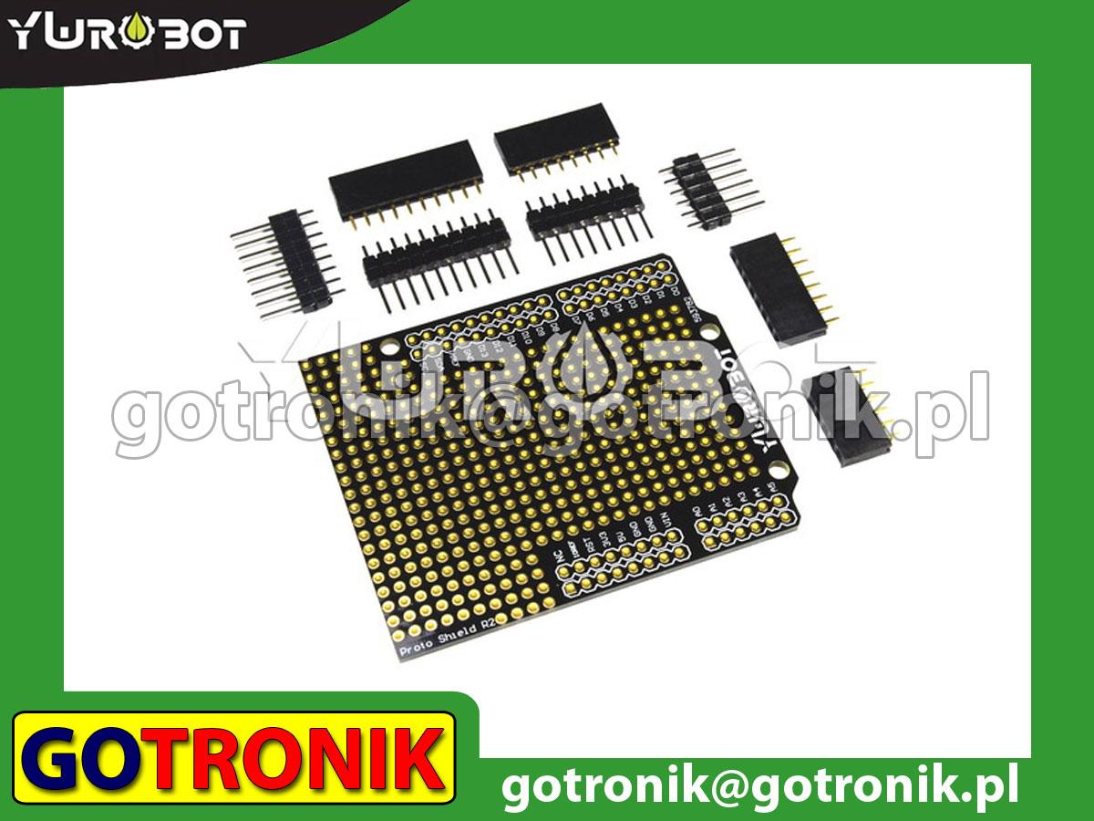 płytka drukowana uniwersalna PCB dla Arduino UNO R3