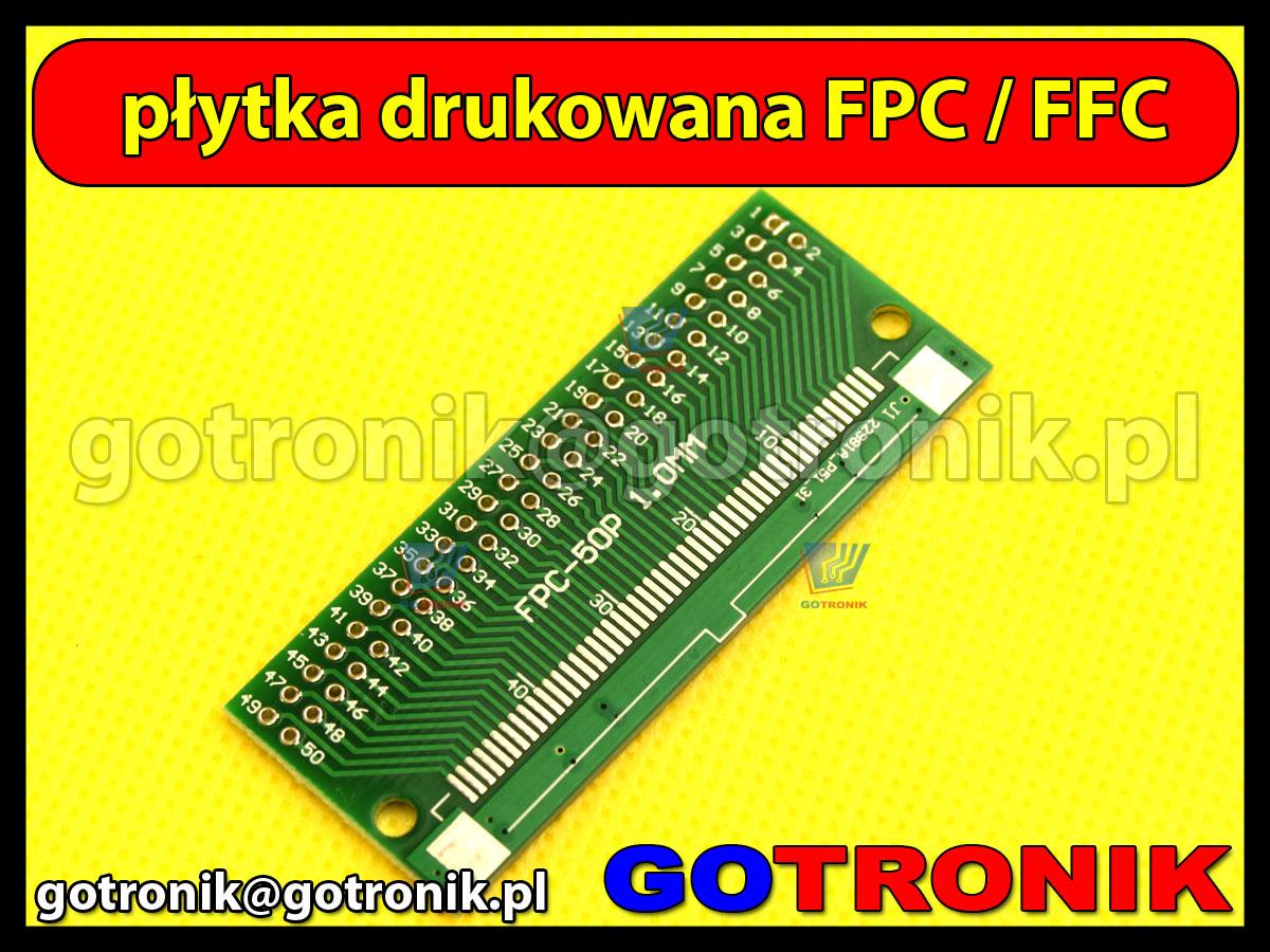 Płytka drukowana FPC/FFC do taśm przewodzących
