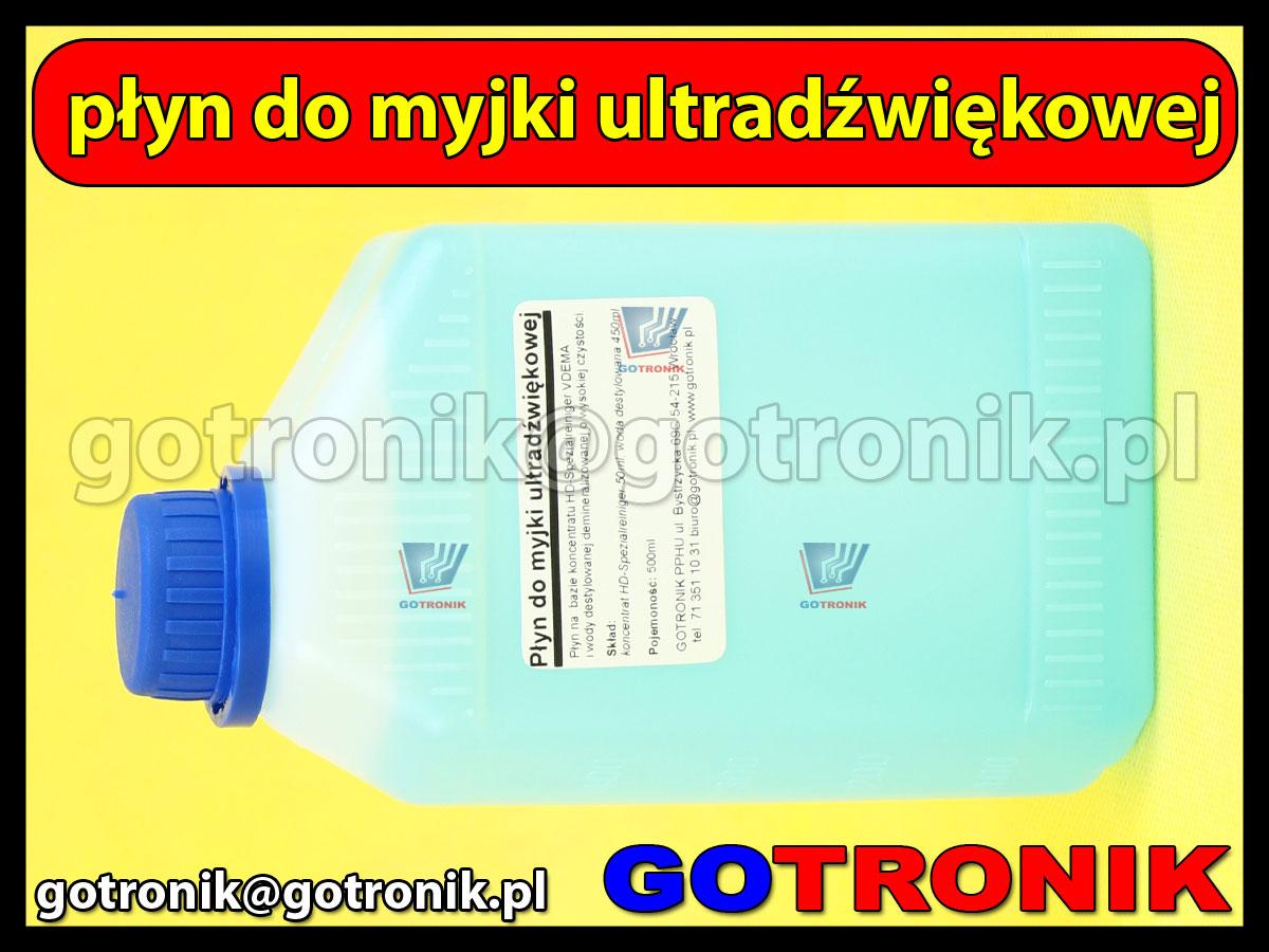 Płyn do myjki ultradźwiękowej 500ml myjek