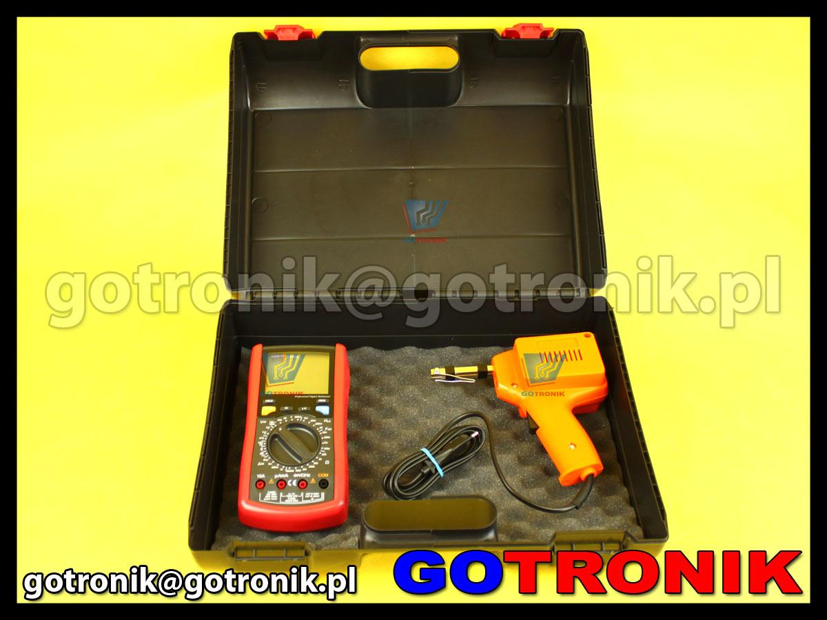 Skrzynka narzędziowa Premium, pojemnik na elektronarzędzia
