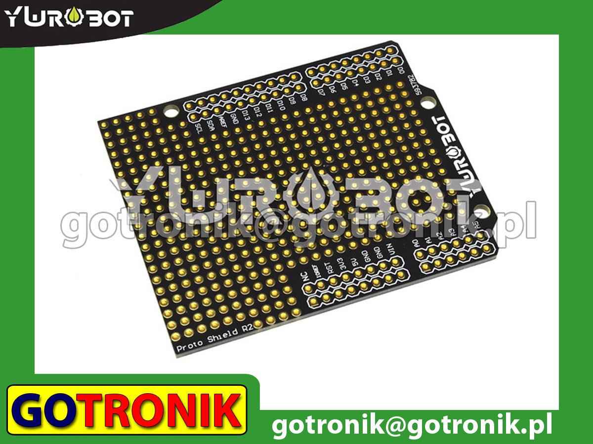 Proto Shield płytka drukowana uniwersalna PCB dla Arduino UNO R3