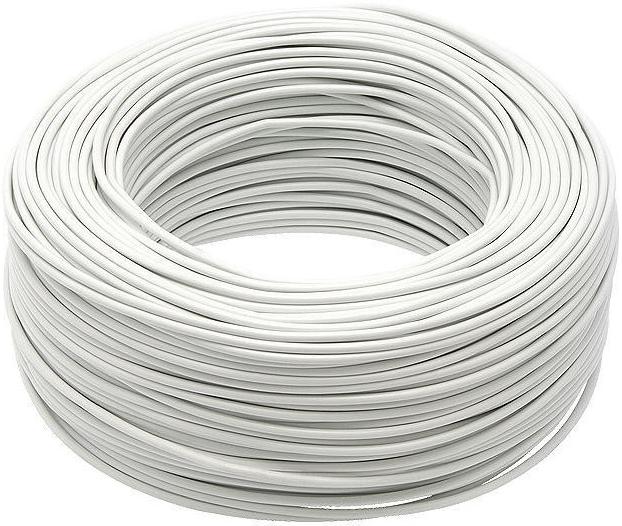 Przewód silikonowy OLFLEX HEAT 180 SiF 1x0,5 biały 1m 1123-131AA-LC006 ROL-117-1m