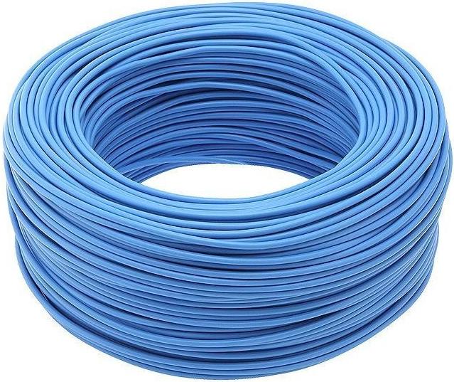 Przewód silikonowy OLFLEX HEAT 180 SiF 1x0,5 niebieski 1m 0002-00001-21284 ROL-110-1m