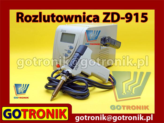 Rozlutownica ZD-915