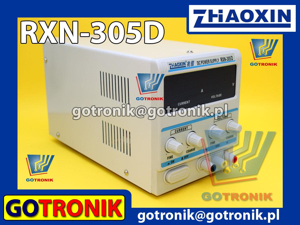 RXN-305D ZHAOXIN zasilacz laboratoryjny