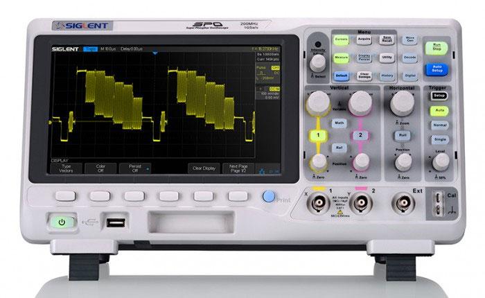 SDS1102X oscyloskop cyfrowy Siglent SPO