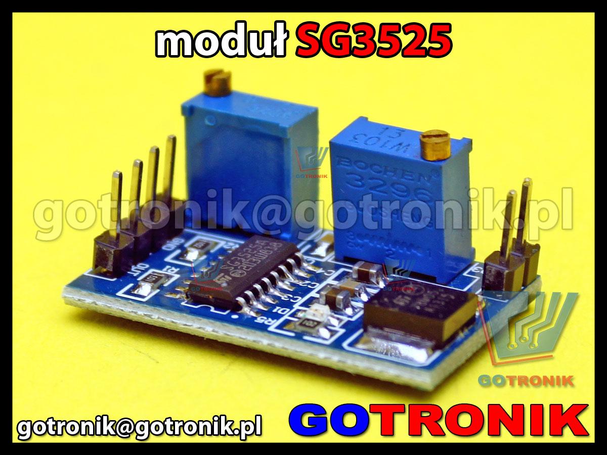SG3525 moduł kontrolera PWM