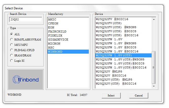 SN006 adapter TL866 SPI 1,8V 1.8V MiniPro