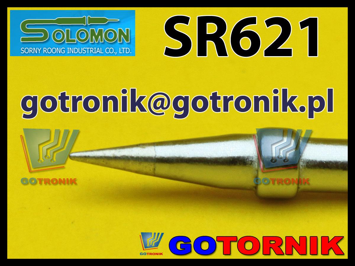 Grot SR621 do stacji lutowniczych SOLOMON / PENSOL