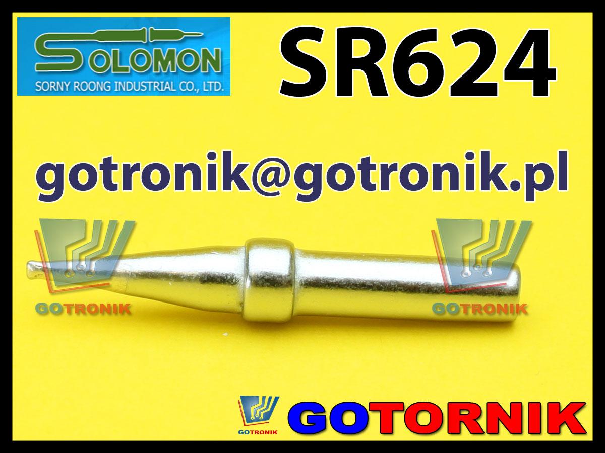 Grot SR624 SR-624 do stacji lutowniczych SOLOMON / PENSOL