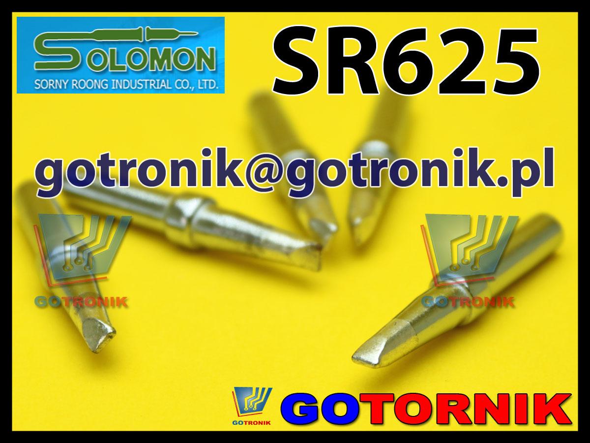 Grot SR625 SR-625 do stacji lutowniczych SOLOMON / PENSOL